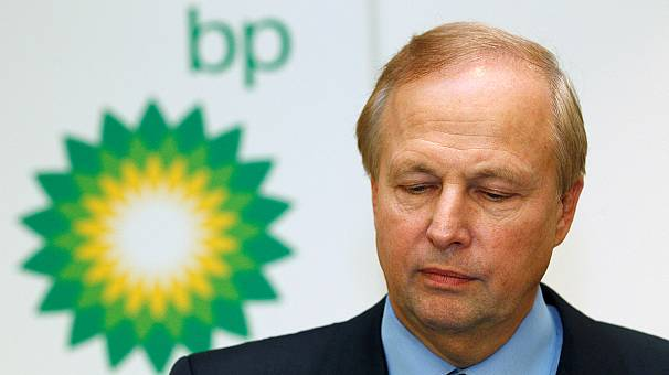 BP: акціонери проти 20-мільйонного бонуса керівникові