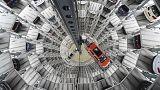 Volkswagen continua a perder terreno