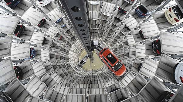 Las ventas de Volkswagen caen un 2,7% en marzo en Europa y un 10% en EEUU