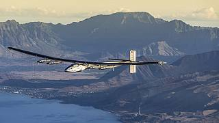 Solar-powered aircraft ready for take off after being grounded for 9 months
