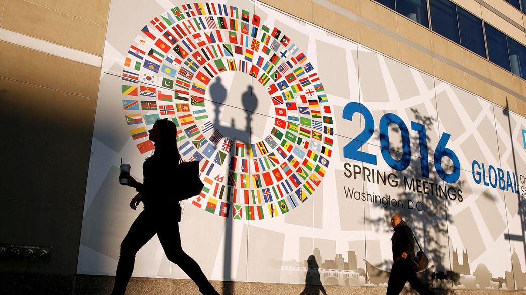 Uma primavera de desafios para a reunião do FMI-Banco Mundial