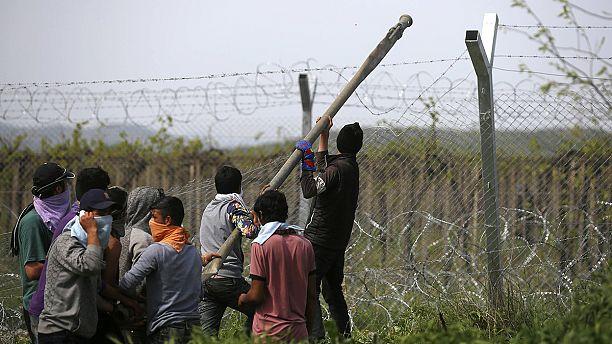 L'Europe se déchire sur l'accueil des migrants