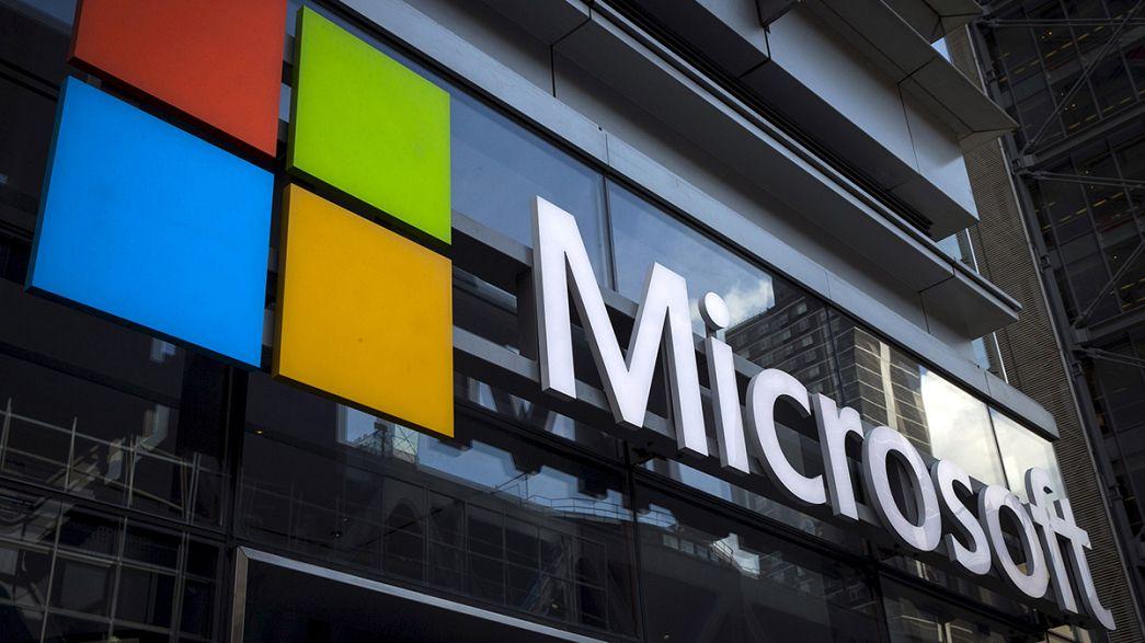 Microsoft demanda al Departamento de Justicia de Estados Unidos