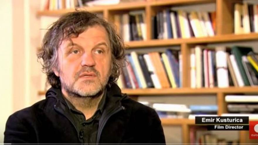 Kusturica accuses Soros over migration, says EU leadership is soviet style