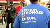 EU referendum campaign kicks off in the UK