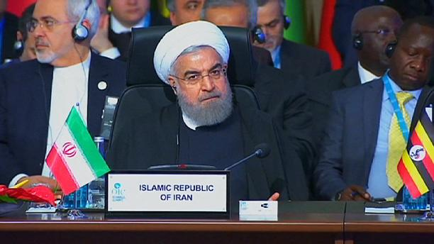 Iran criticised by leaders of Muslim nations at Istanbul summit