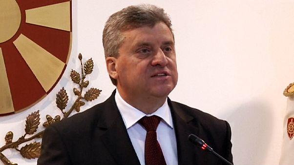 Macedónia: Presidente reafirma amnistia a políticos suspeitos de escutas ilegais