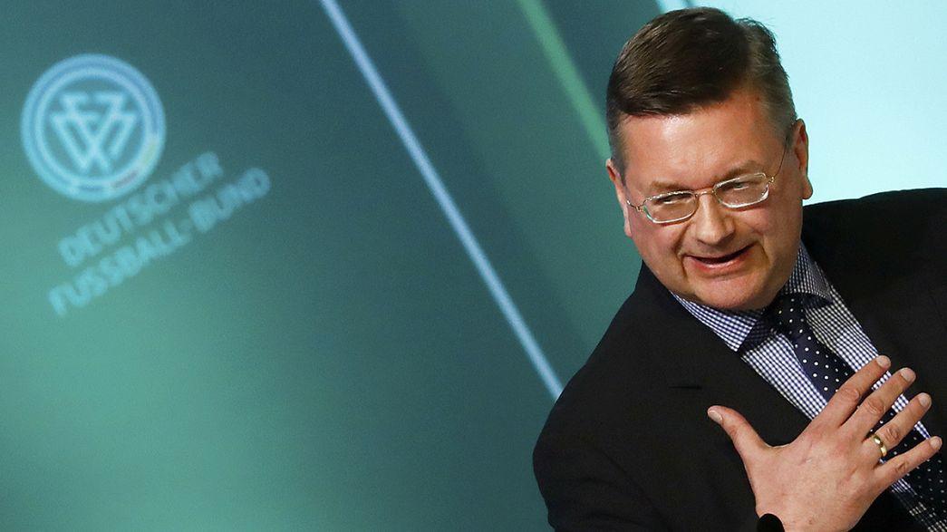 Reinhard Grindel, nuevo presidente de la Federación Alemana de Fútbol