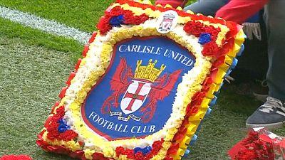 Liverpool recuerda, por última vez en Anfield, la tragedia de Hillsborough