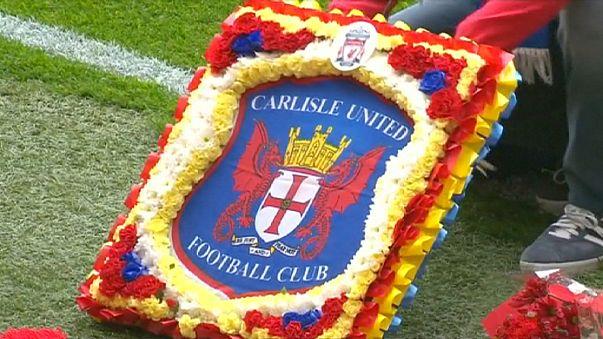 Liverpool se souvient des victimes d'Hillsborough