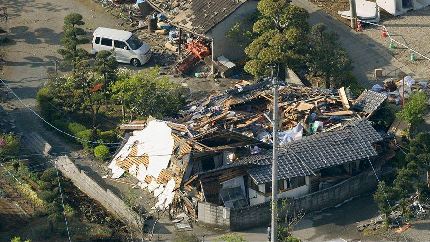 Japonya'da 7.3 şiddetinde deprem: En az 11 ölü