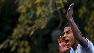 Mısır'da iki adanın Suudi Arabistan'a bırakılması protesto edildi