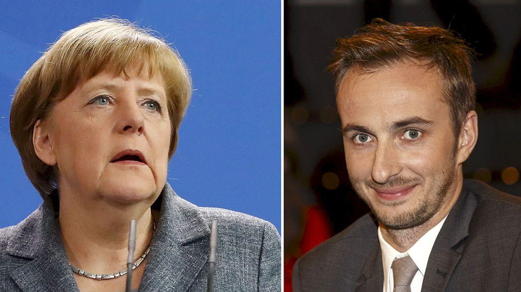 Germania, la SPD attacca Merkel: suo il voto decisivo nel caso Boehmermann