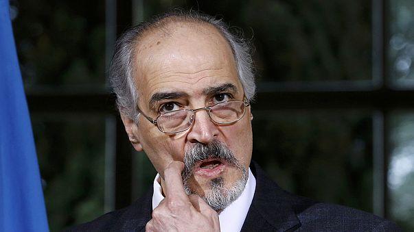 دمشق تسلم دي ميستورا مسودة الاتفاق مع أطراف المعارضة