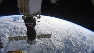 Space station leak could have been sabotage, Russia says