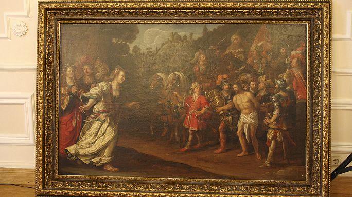 Quatre tableaux hollandais du 17e siècle retrouvés en Ukraine