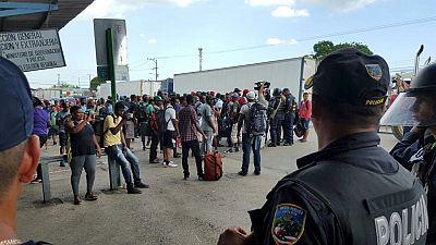 Près de 250 migrants africains expulsés du Costa Rica