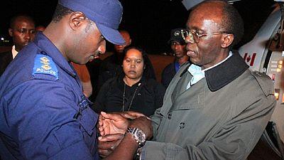 Former Rwandan politician gets life sentence for hate speech during genocide