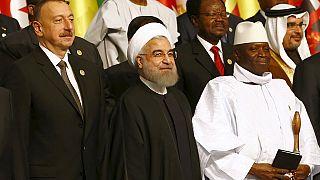 Islamic summit slams Iran for 'supporting terrorism'
