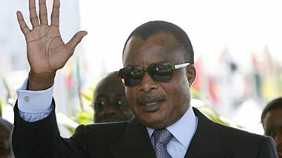 Congo's Sassou-Nguesso sworn in for third term as President