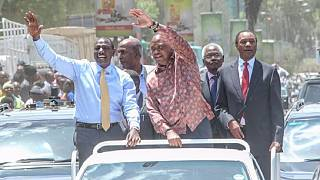 Kenyatta joins Ruto to celebrate dropping of ICC charges