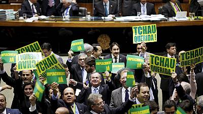 Brazil: Dilma Rousseff puts in last-ditch effort ahead of impeachment vote