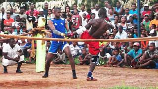 Traditional boxing as an economic lifeline for young Madagascans