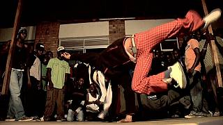 Break dancing breaks boundaries in the streets of Kampala