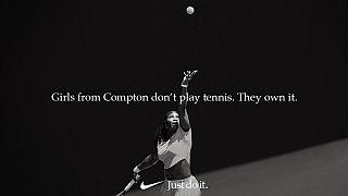 Image: Serena Williams' Nike ad