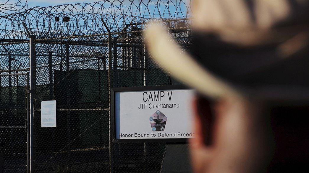 EE UU transfiere a nueve presos de Guantánamo a Arabia Saudí