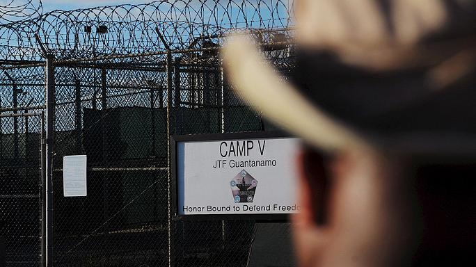 US transfers 9 Yeminis to Saudi Arabia from Guantanamo Bay