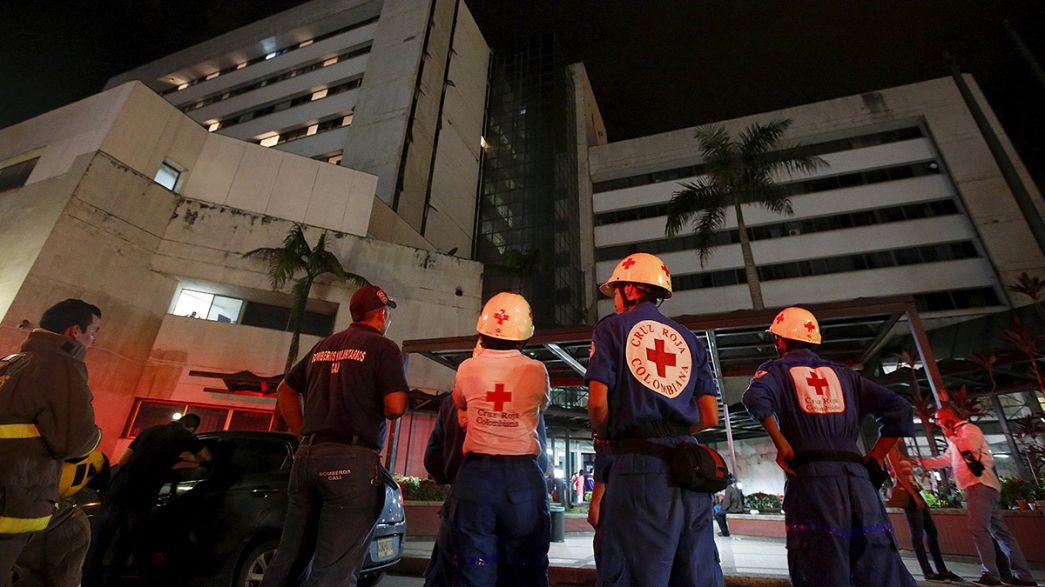 Erdbeben der Stärke 7,8 erschüttert Ecuador