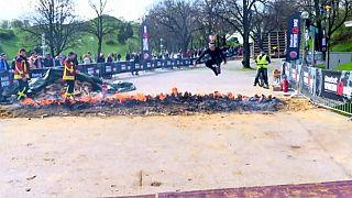 Seis mil participantes na terceira edição da Corrida Spartan em Munique