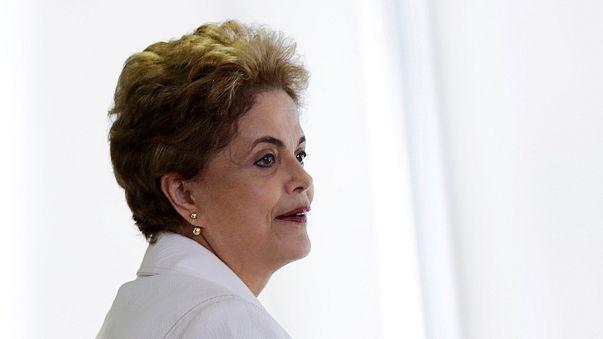 El parlamento brasileño decide hoy el futuro de la presidenta Dilma Rousseff