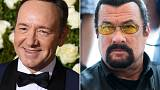 Image: Kevin Spacey, Steven Seagal