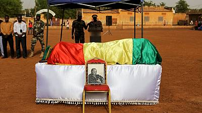 Malian top photographer laid to rest