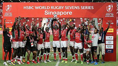Kenya drub Fiji 30-7 to historic Rugby sevens victory