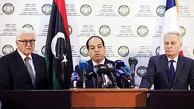 Libya's security to get 'external' training from EU