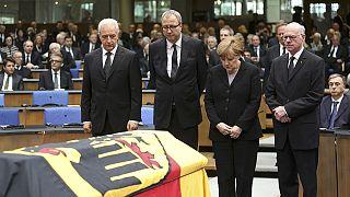 Η Γερμανία αποχαιρέτησε τον Χανς Ντίντριχ Γκένσερ