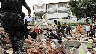 L'état d'urgence décrété en Équateur après un violent séisme