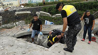 El terremoto de Ecuador causa al menos 233 muertos y más de 1500 heridos