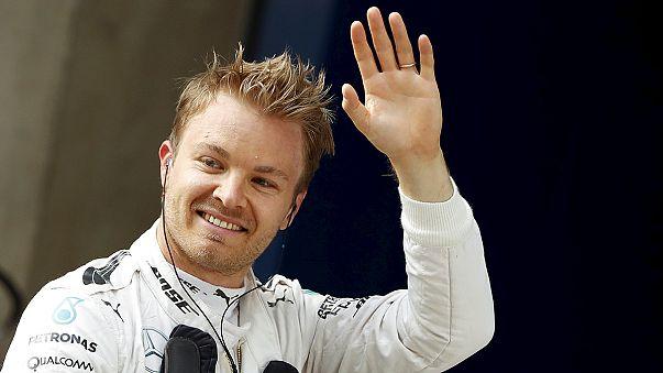 Formula One: Rosberg continues 2016 dominance