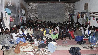 Libye : 203 migrants en situation irrégulière interceptés à Tripoli