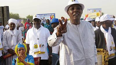 Chad's opposition gear up for runoff ahead of poll results