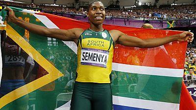 Athlétisme : Caster Semenya réalise le meilleur chrono de l'année sur 400 m