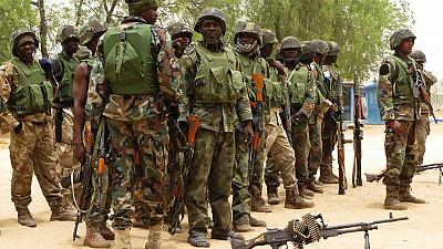 Nigerian army uncovers Boko Haram weapons cache