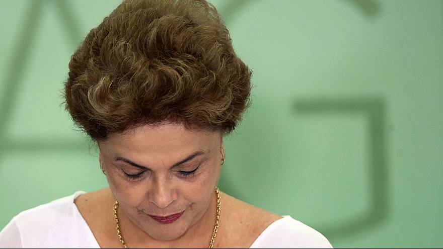 Les députés brésiliens favorables à la destitution de Dilma Rousseff