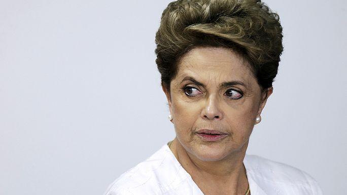 Brezilya'da Rousseff için mahkeme yolu gözüktü