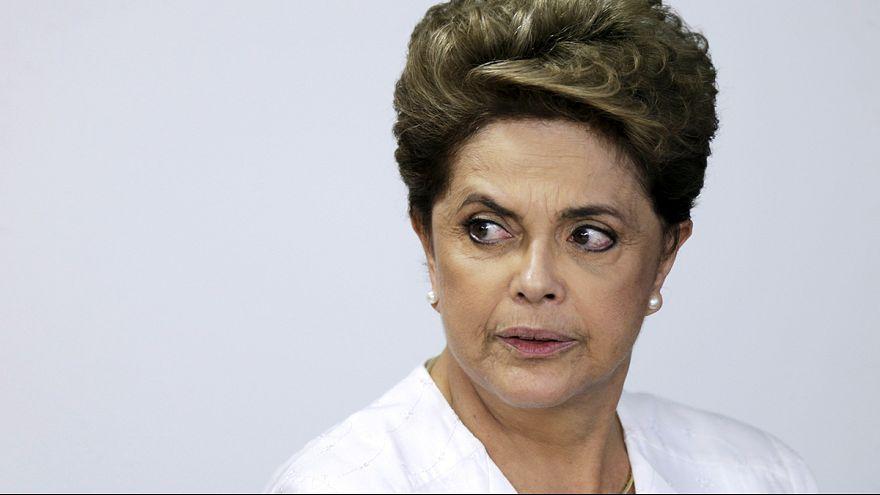 L'Assemblée brésilienne lance la procédure de destitution de Dilma Rousseff