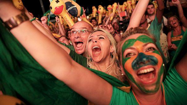 """البرلمان البرازيلي يصوت بأغلبية ساحقة لإقالة الرئيسة """"ديلما روسيف"""""""